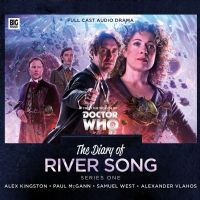The Diary of River Song: Series One - Audio CD Box Set